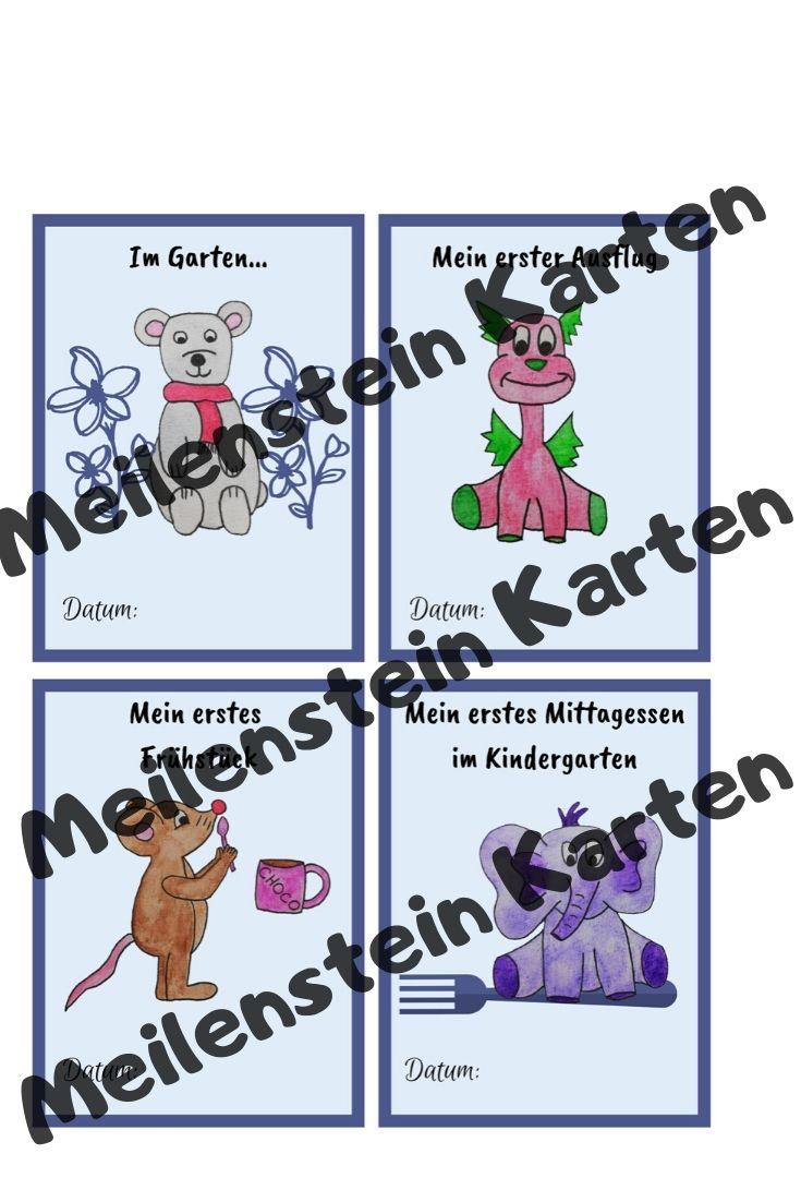 Karten Kinder
